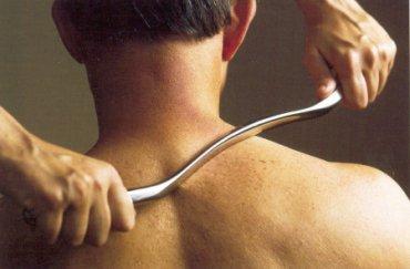 graston chiropractic tool