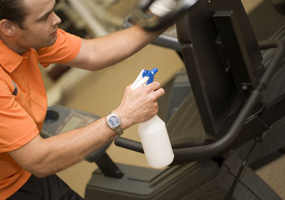 Is your gym making you sick Can a dirty house make you sick