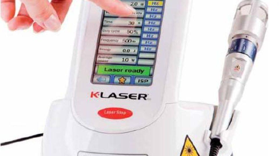 K-laser-dedo